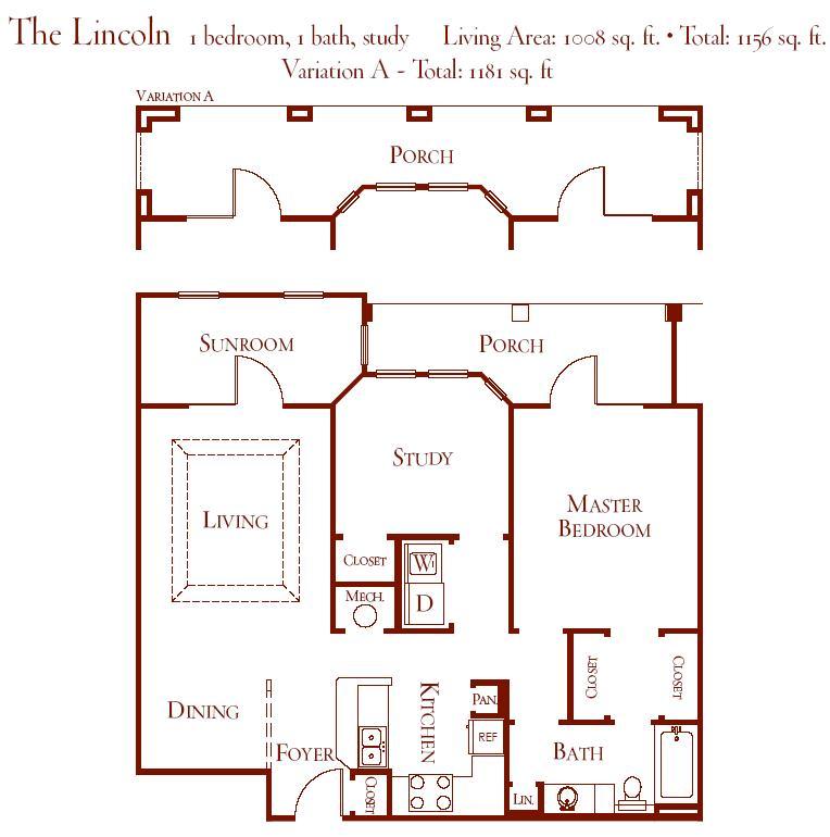 Georgetown Floor Plans - Debbie GreenleesDebbie Greenlees
